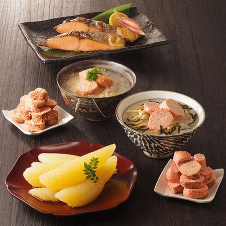 高島屋鮭・魚卵 福袋2016