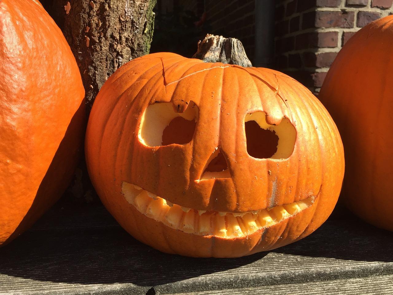 ハロウィンを彩るかぼちゃランタンの作り方と飾り方