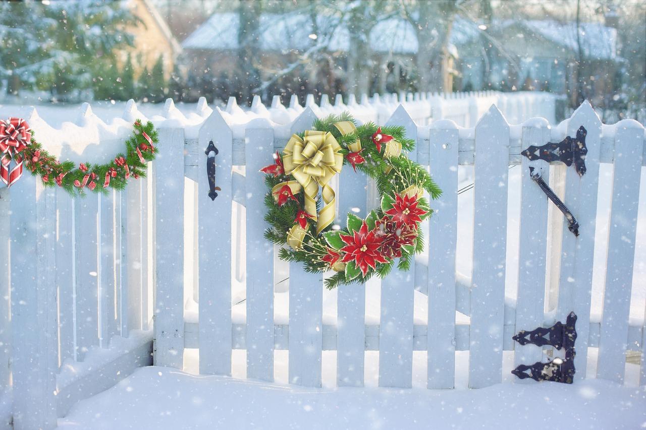 クリスマスリースの作り方 手作りでも簡単!!