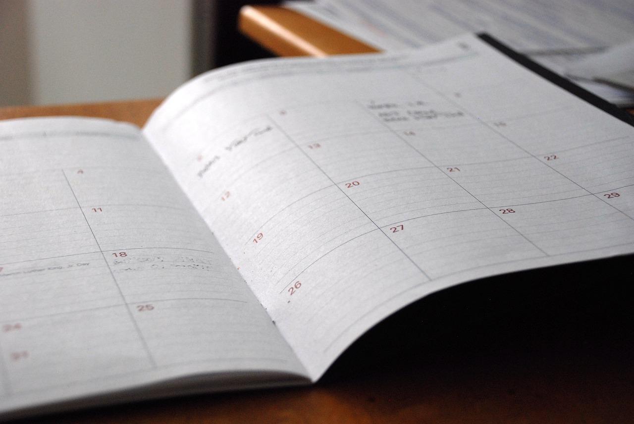 ほぼ日手帳の使い方例 かわいい装飾で仕事や勉強にも活用できる!
